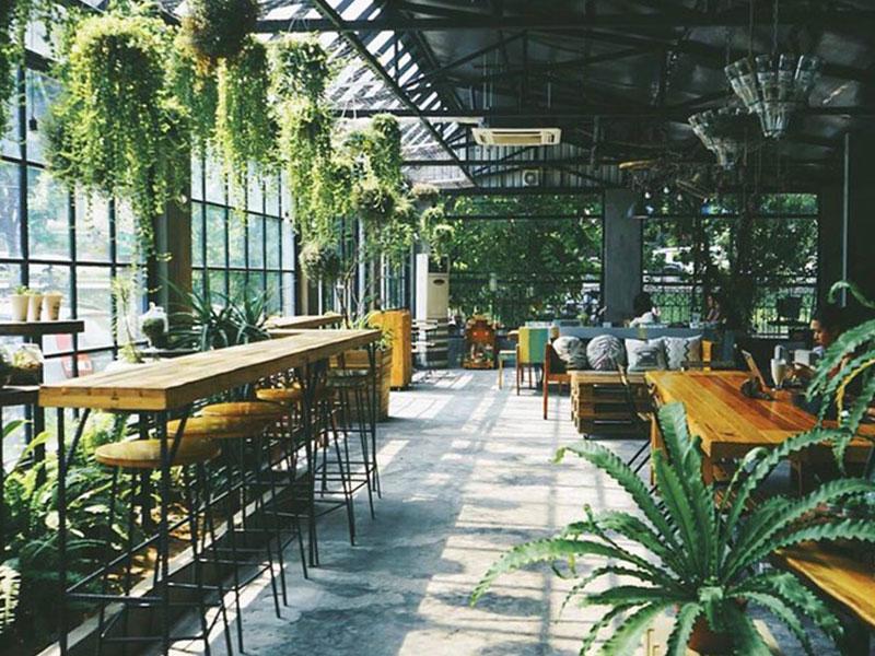 Bật mí 4 cách trang trí quán cafe đơn giản mà hút khách