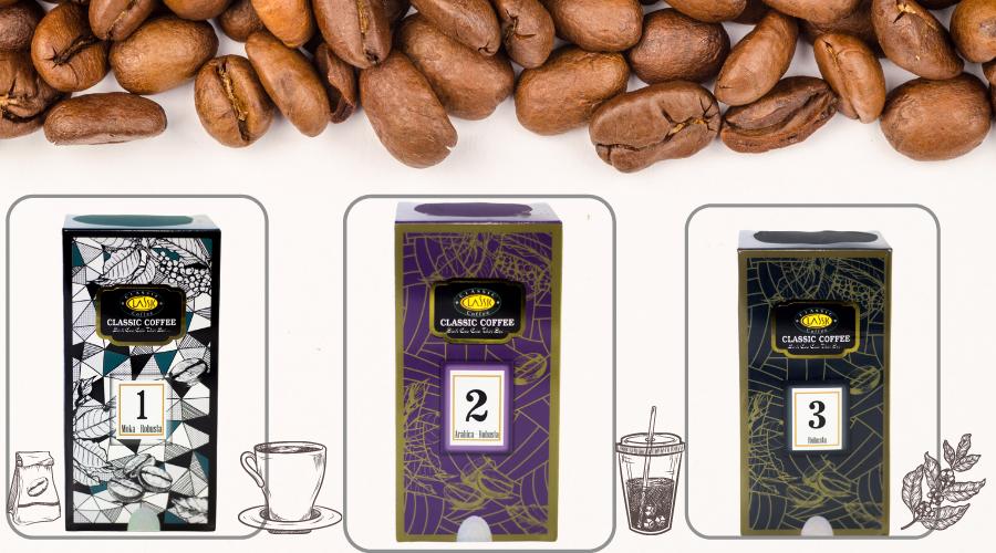 Cà phê hạt nguyên chất Gia Lai - Cà Phê Classic Gia Lai