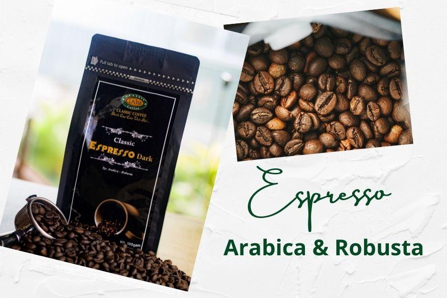 Classic Espresso (500g)