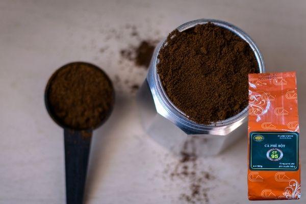 Ngất ngây với các loại cà phê bột nguyên chất Gia Lai chỉ có tại Classic