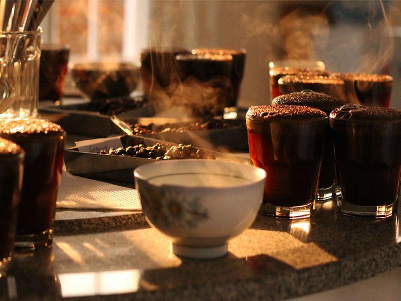 Tạo ra cà phê chuối trong 5 phút