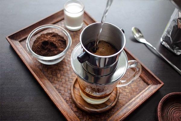 Bí quyết pha cafe phin ngon tại nhà chuẩn như chuyên gia