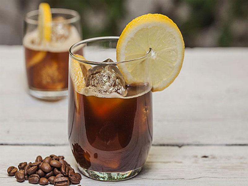Cà phê chanh mát lạnh cho ngày hè nóng bức