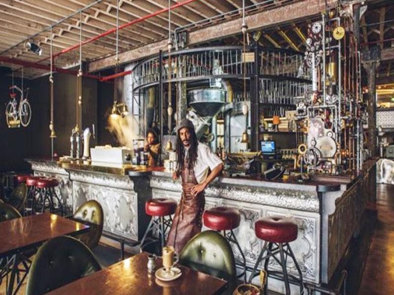 Các phong cách trang trí quán cà phê sáng tạo, độc đáo