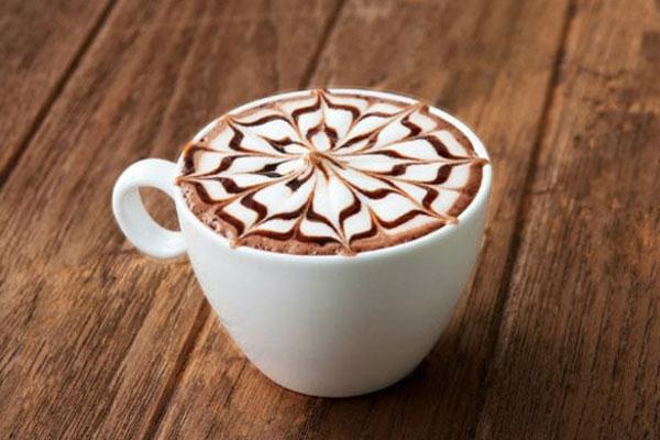 """Chinh phục  món cà phê """"Mocha"""" nóng  lạnh"""
