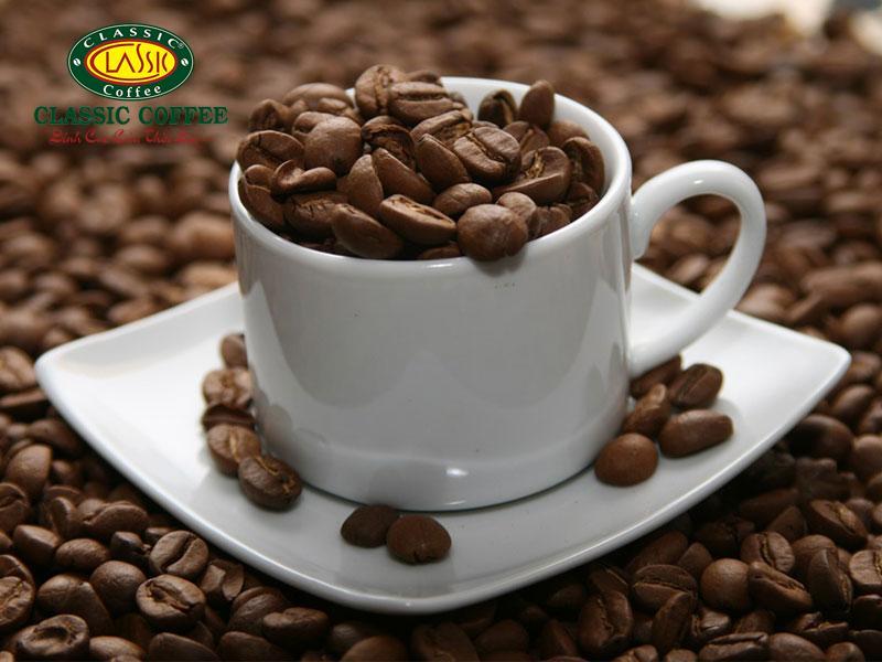 Cùng Classic Coffee tìm hiểu về cà phê rang mộc nguyên chất.