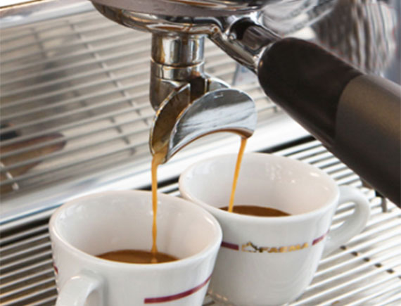 Máy pha cà phê Faema E98 RE AUTO 2 group-3