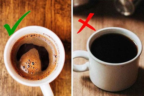 9 mẹo giúp bạn phân biệt được cà phê giả và tẩm hóa chất