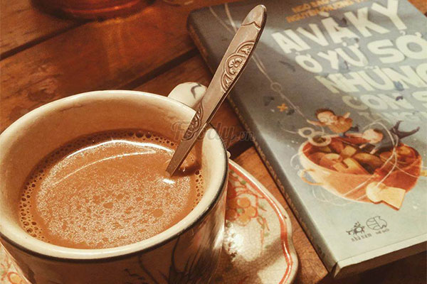 Cà phê và những cái tách: Câu chuyện nhỏ, ý nghĩa lớn !