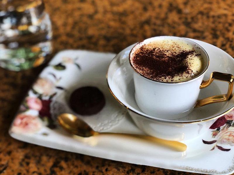 Cách thức pha chế Cà phê trứng thơm ngon ngay tại nhà