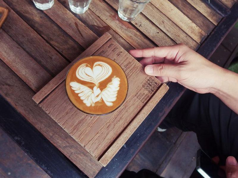 Khám phá những nét riêng cafe Ý