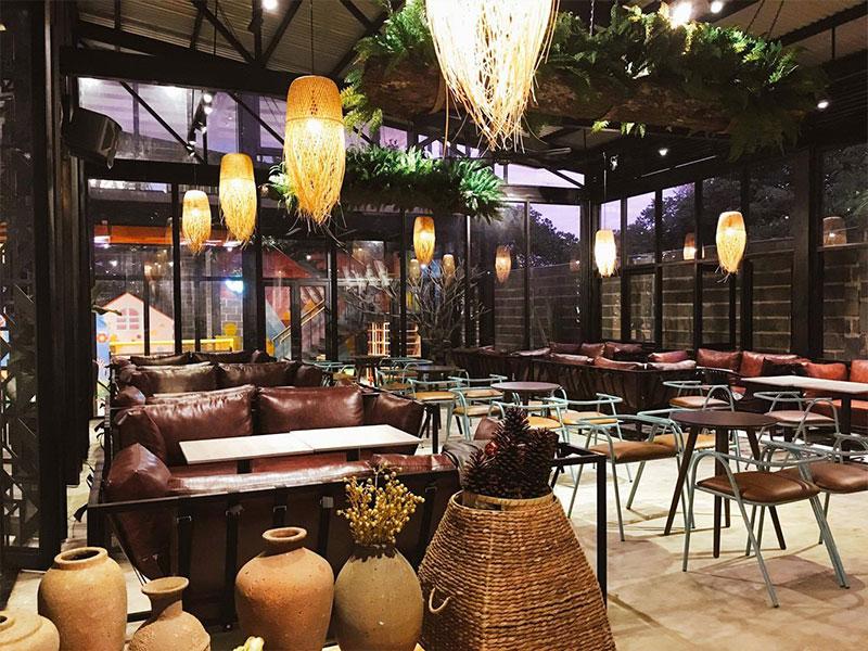 Mách bạn top 5 quán cà phê đẹp ở Gia Lai