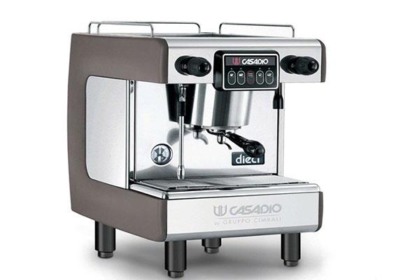 Máy pha cà phê Casadio Dieci A1 - Dòng sản phẩm được tin dùng nhất Việt Nam