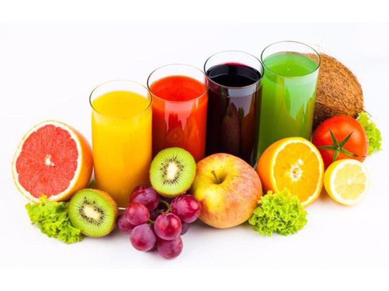 """""""Phát sốt"""" với những lợi ích khi uống nước ép mỗi ngày."""