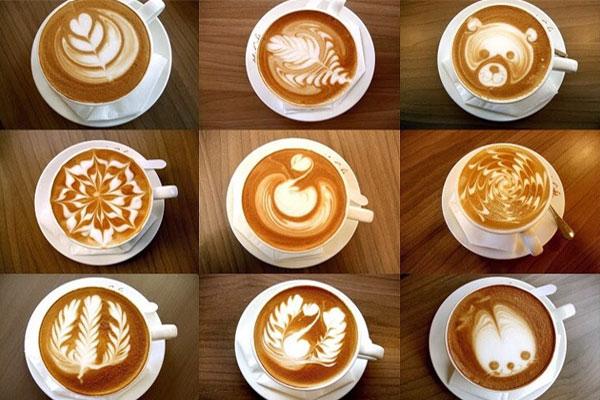 Sự khác biệt độc đáo giữa Mocha - Latte - Macchiato - Cappuccino