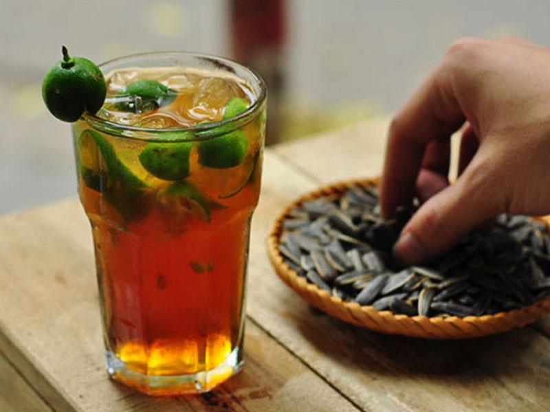Trà tắc xí muội - Thức uống thơm ngon mà bạn không nên bỏ lỡ