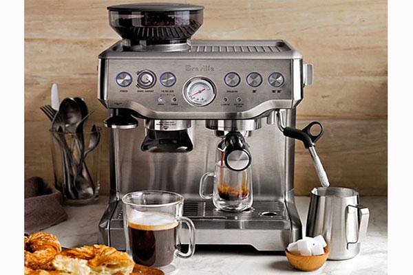 Vì sao bạn nên chọn mua máy pha cà phê Breville 870 220V