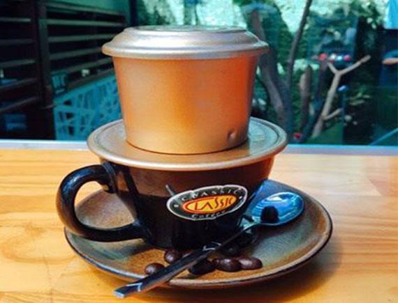 Cà phê đen adam