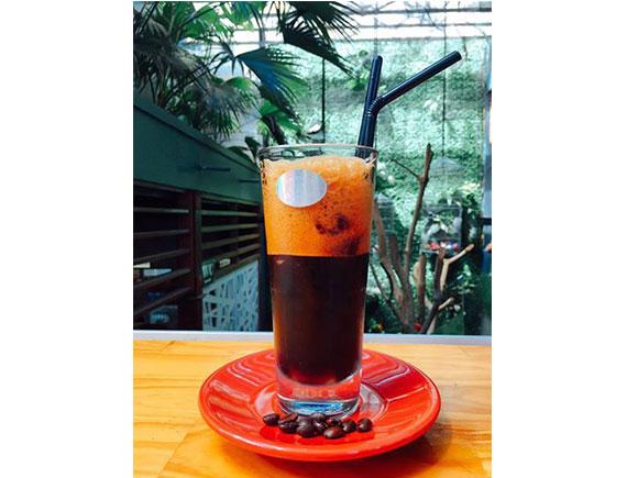 Cà phê đen Sài Gòn