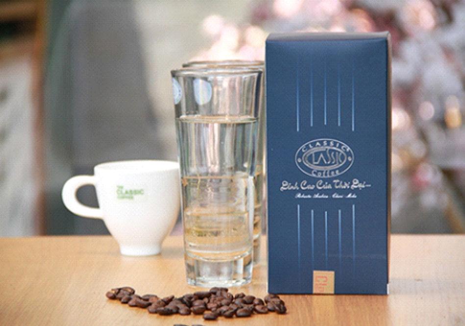 Cà phê chồn Classic Coffee