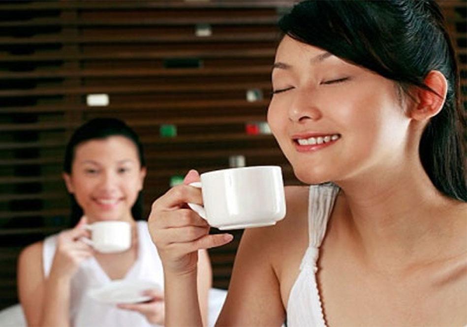 thưởng thức cà phê chồn nguyên chất Classic Coffee